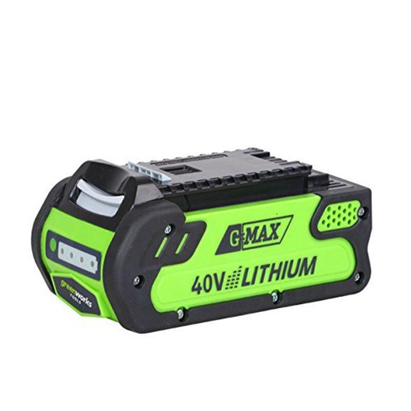 Greenworks 40V Lithium-ion 6Ah Battery Original 6ah Battery For 40V Tools