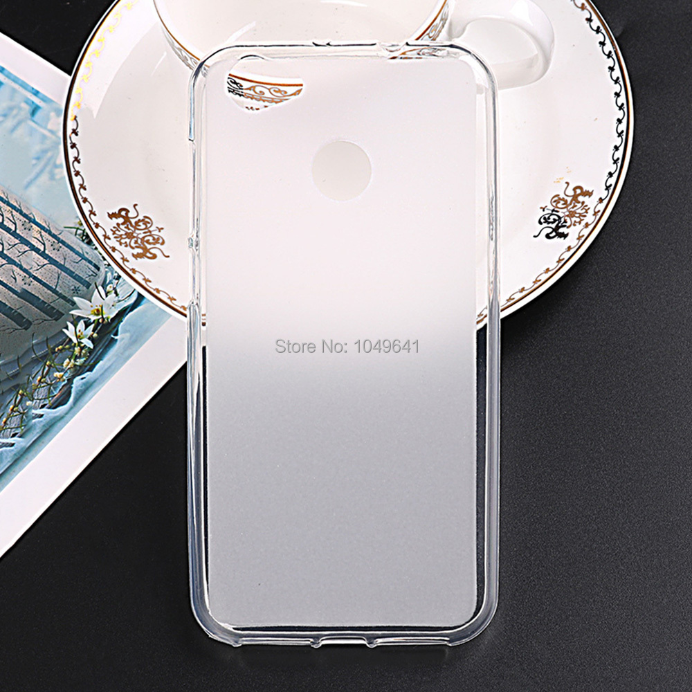 ZTE1309C_1_9H 2.5D Explosion Proof Tempered Glass + Soft TPU Case for ZTE Blade A6 5.2 inch