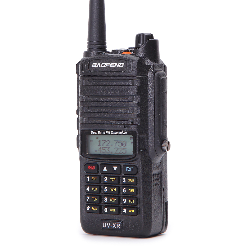 Image 4 - 2019 Baofeng UV XR 10w Powerful cb Radio set IP67 Waterproof  Walkie Talkie 10KM Long Range Two Way Radio Ship From Russia&China-in Walkie Talkie from Cellphones & Telecommunications