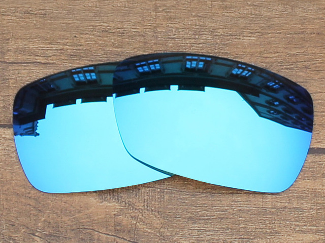 Gelo Azul Espelho óculos Polarizados óculos de Sol de Lentes de Reposição  Para O Pico Quadro f764731884
