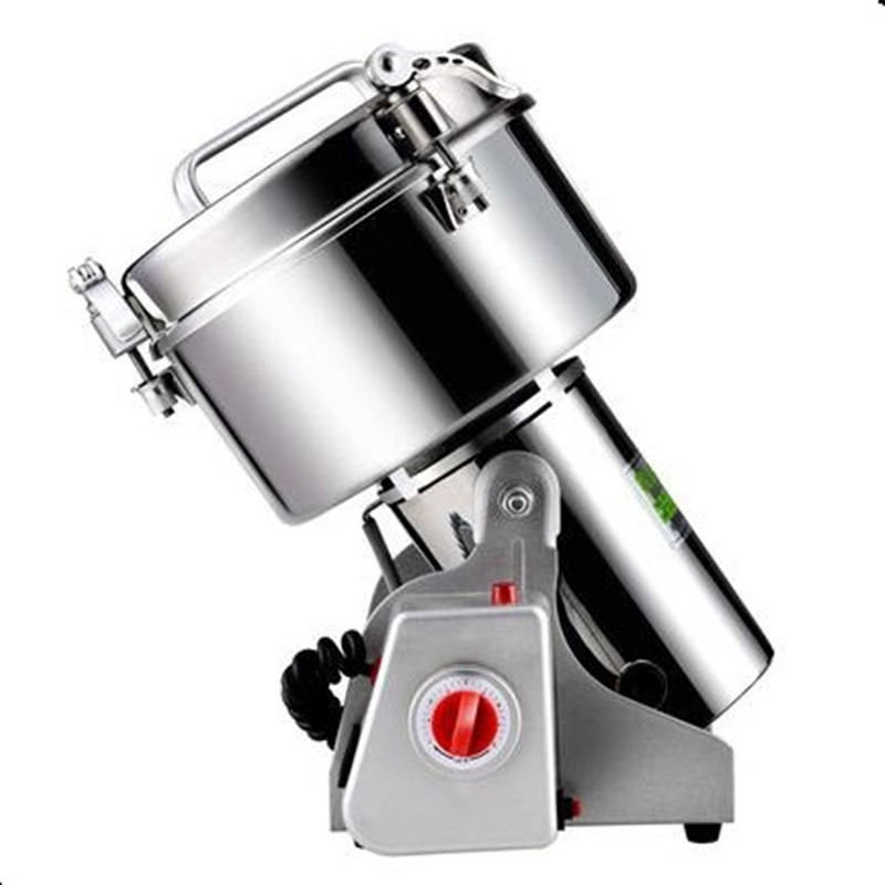 EU/AU/UK/US 220V 1000g Electric Multifunctional Electric Coffee Herb Grain Grinder Fine Household Dry Powder Grinder Miller цена и фото