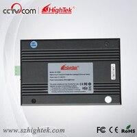 Hightek HK 8508 промышленных неуправляемый 8 портов 10/100 м сетевой коммутатор Ethernet