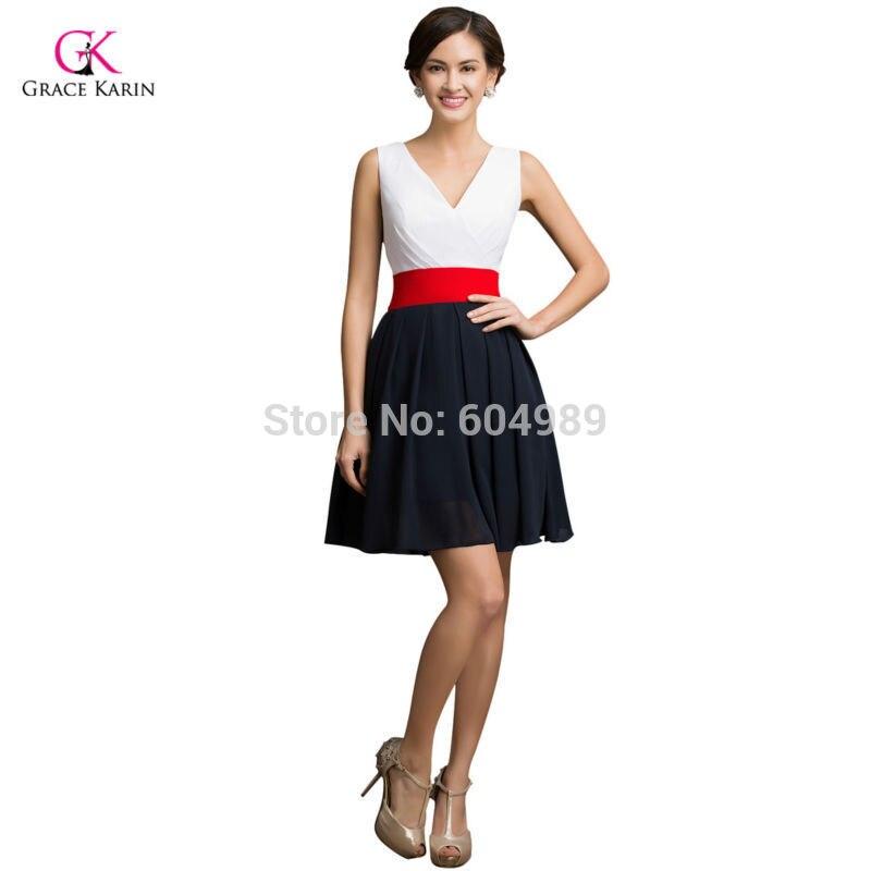 Chiffon Short Formal Dresses