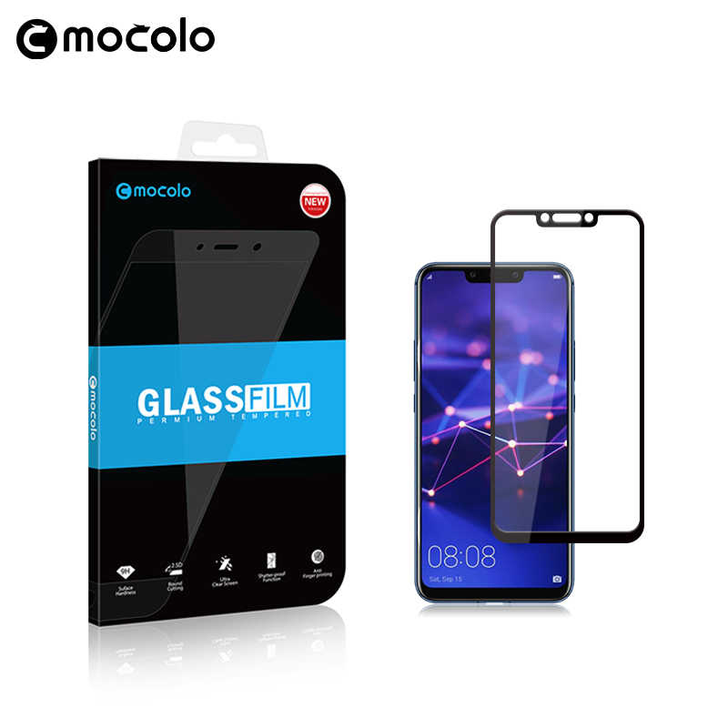 Mocolo Full Screen Premium Kaca untuk HUAWEI Mate 20 Pro Glass Full Cover Screen Protector untuk Mate 20 Lite Tempered kaca Film
