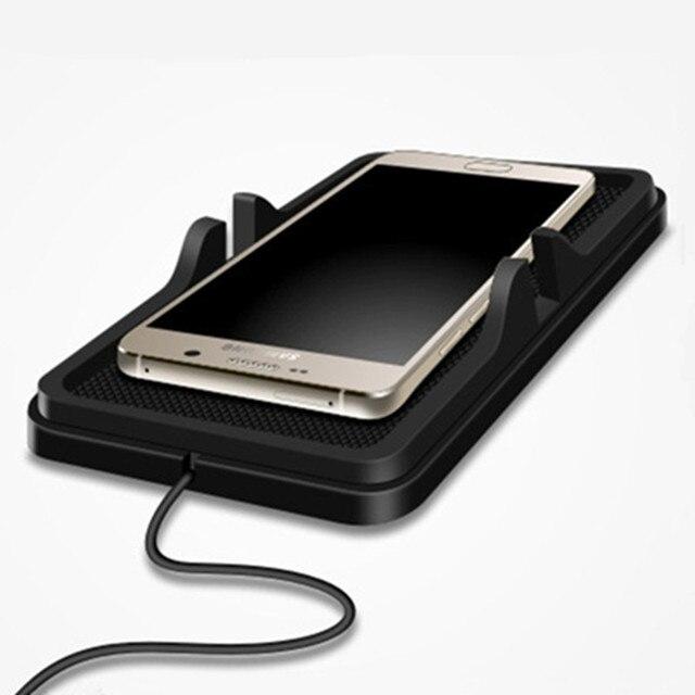 Qi carro carregador sem fio para samsung s7 s6 edge sem fio do carro carregador de carregamento pad para iphone samsung galaxy note 7 5 s7 borda