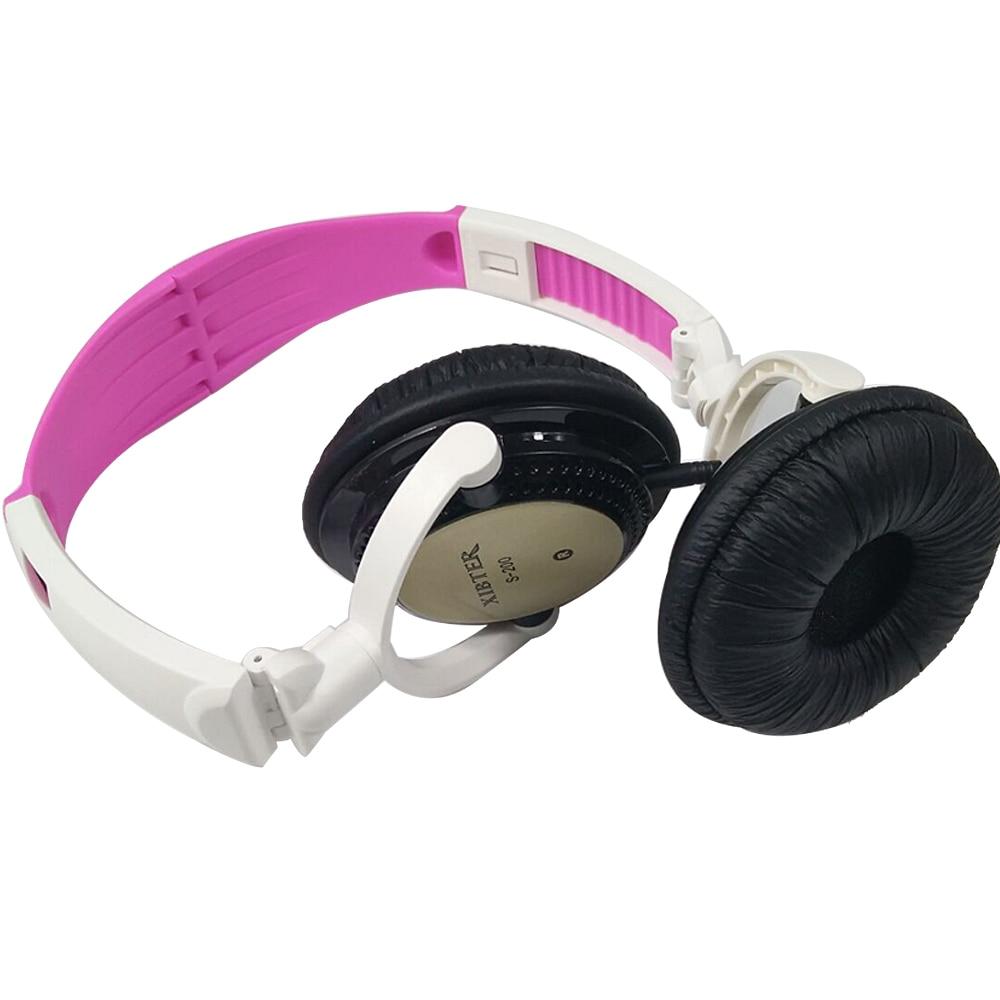 Xibter Mini Auriculares Coloridos Con Micrófono En Línea 3.5mm Jack - Audio y video portátil - foto 5