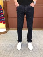 WE08446 Fashion Men's Jeans 2018 Runway Luxury Brand European Design party style Men's Clothing