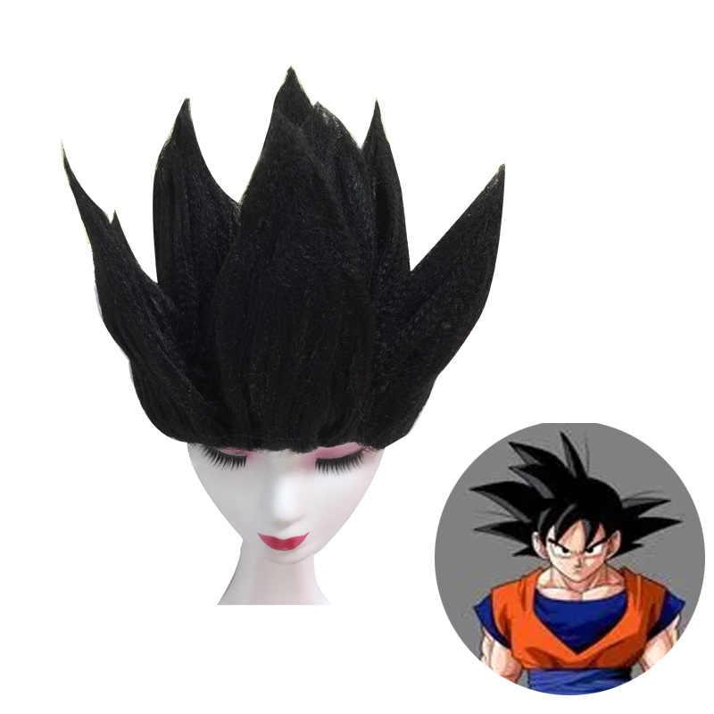 Аниме косплей для кунг-фу костюм в Dragon Ball повседневные с парики сапоги японский костюм vestidos взрослый карнавальный для Хэллоуина Вечерние