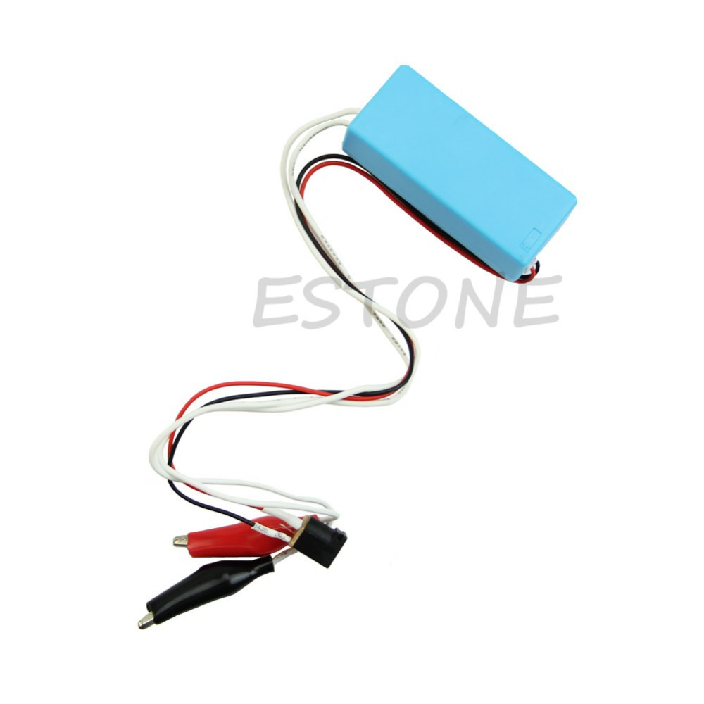 F85 Free Shipping CCFL Lamp Inverter Tester For LCD TV Laptop Screen Backlight Repair Test 12V NEW