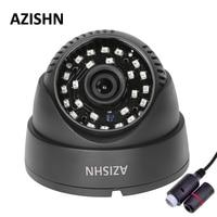 AZISHN IP 카메라 POE 720 마력 960 마력/1080 마력 24 개 레이