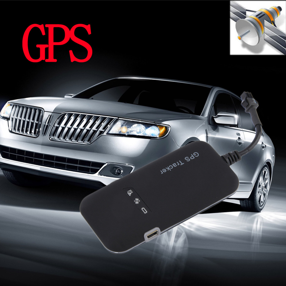 Car Vehicle Tracker Tracking Device TK110 GT02A For Google Link ProfessionalRealtime GSM/GPRS/GPS Locator Drop Shipping