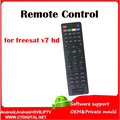 Freesat V7 control remoto Receptor de Satélite HD V7 V7 MAX COMBO v8 v8 de oro super Control Remoto para freesat set top box