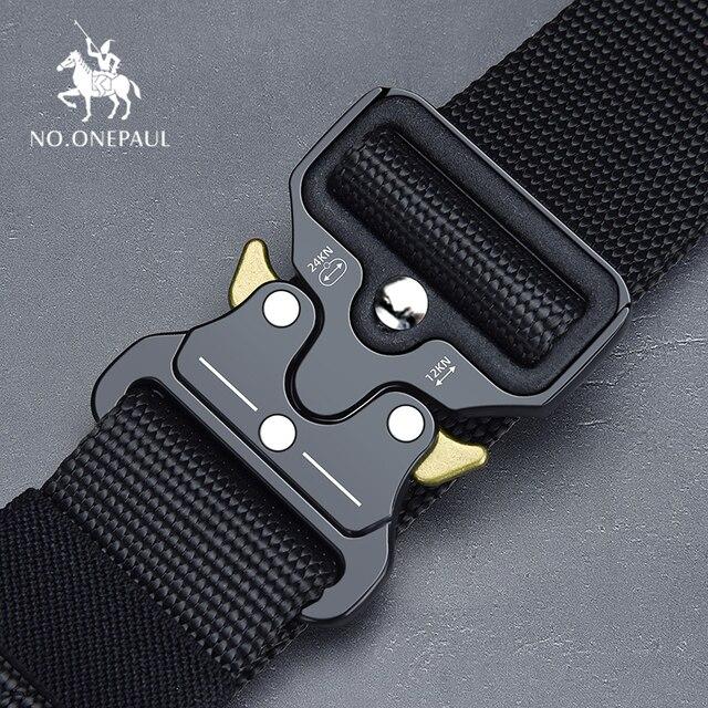 NO.ONEPAUL Tactical Belt 1