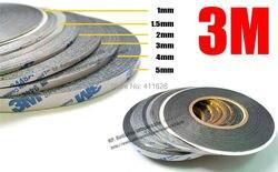 6 rolls 1mm 1 5mm 2mm 3mm 4mm 5mm 50m 3m 9448 double adhesive black sticker.jpg 250x250