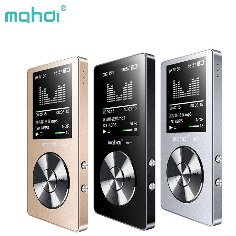 Ruizu X05s 8 Gb Hifi-player Freies Geschenk Ultra-dünne Touch Tragbare Verlustfreien Digitalen Sport Bildschirm Hifi Audio Mp3 Mini Musik Mp3 Player Fm Radio