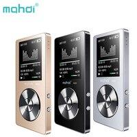 Mahdi Fm Mp 3 Hifi Mini MP3 Player With Earphone Music For Sports Flac Screen Lossless Speaker Walkman Fm Usb Running Flash 8GB