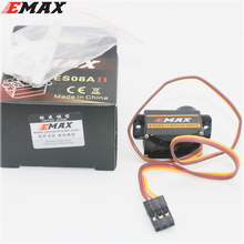 1pcs Emax EM08A II 9g High Sensitive Micro 3D Servo for RC airplane Helicopter