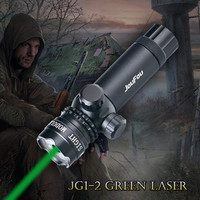 JouFou JG1 2 Accuracy Green Dot Laser Sight Arming Rifle Green Laser Sights Optics Shooting Rifle
