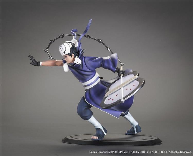 Anime Naruto Nendoroid Mini Action Figure Shippuden Uchiha Obito  | 18cm