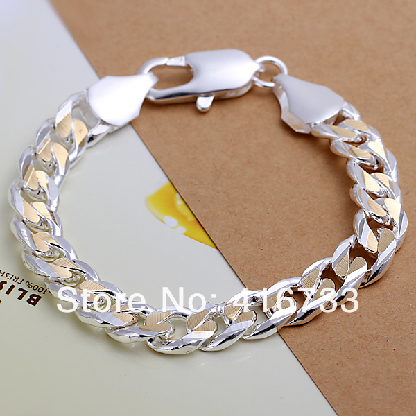 Newest Bracelet Jewelry 925 Silver Charm Bracelet Trendy Items
