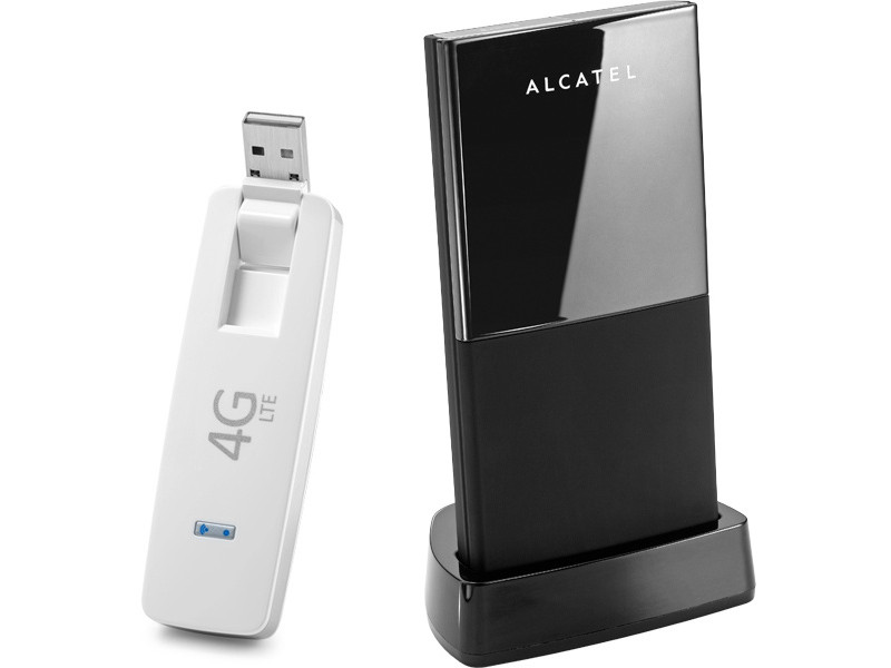 купить (Bundle sell )Alcatel One Touch W8000 4G LTE USB Dongle+ Alcatel One Touch Y800 100Mbps 4G LTE FDD Mobile Router онлайн