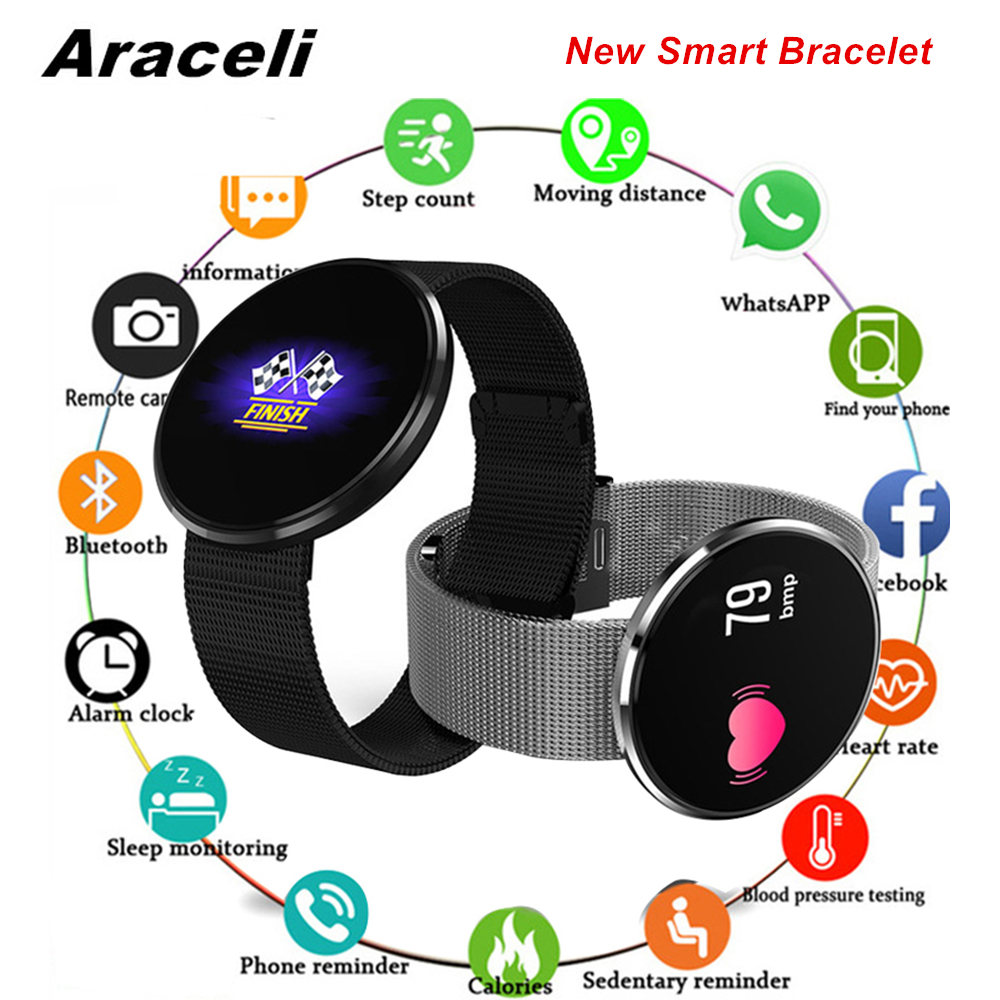 LCD Color Screen Smart Bracelet Sports Pedometer Fitness Tracker SmartBracelet Heart Rate Monitor Smart Bracelet Q8LCD Color Screen Smart Bracelet Sports Pedometer Fitness Tracker SmartBracelet Heart Rate Monitor Smart Bracelet Q8