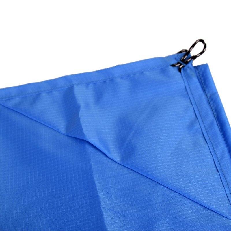 Ультра-легкий карманный коврик для пикника, водонепроницаемый коврик для палатки, кемпинга