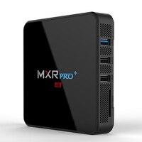 MXR PRO + Andriod 7 1 TV Box 2 4G Wifi 10/ 100M RK3328 Set Top Box 4/32GB Media Player Box unterstützung Italien IPTV Set Top Box