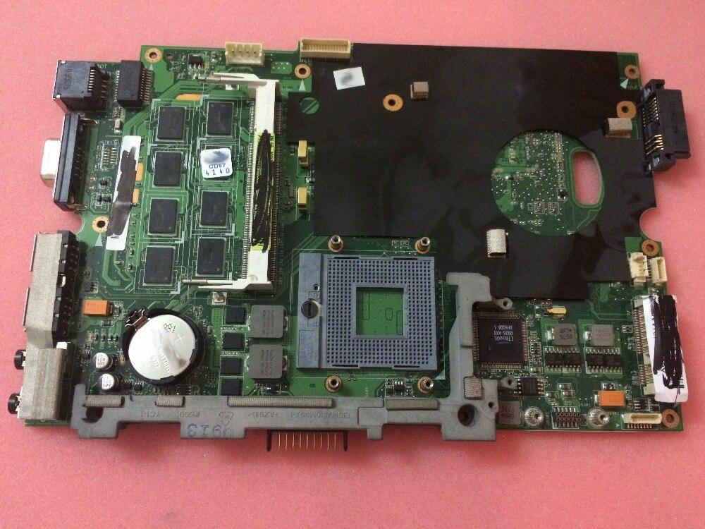 Fonctionnement parfait de la carte mère K50IJ Rev 2.1 pour ASUS X5DIJ K60IJ K40IJ K50IJ X8AIJ ordinateur portable