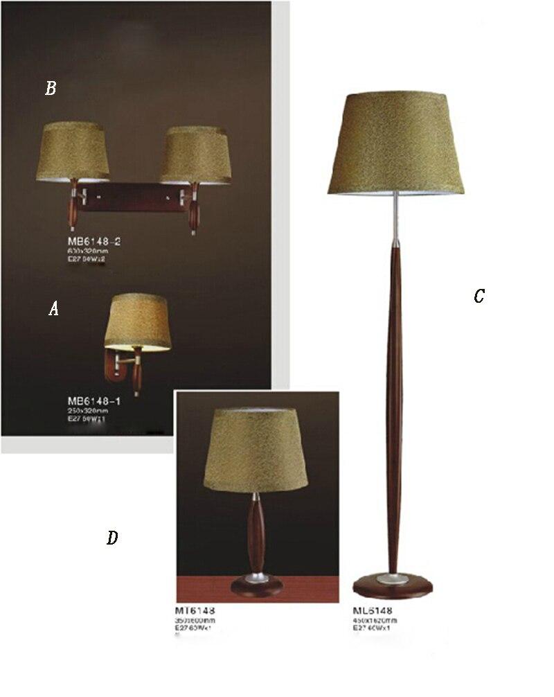 Ansprechend Holz Stehleuchte Dekoration Von Nordic Stehlampen Mode Massivholz Schlafzimmer Kostenloser Versand