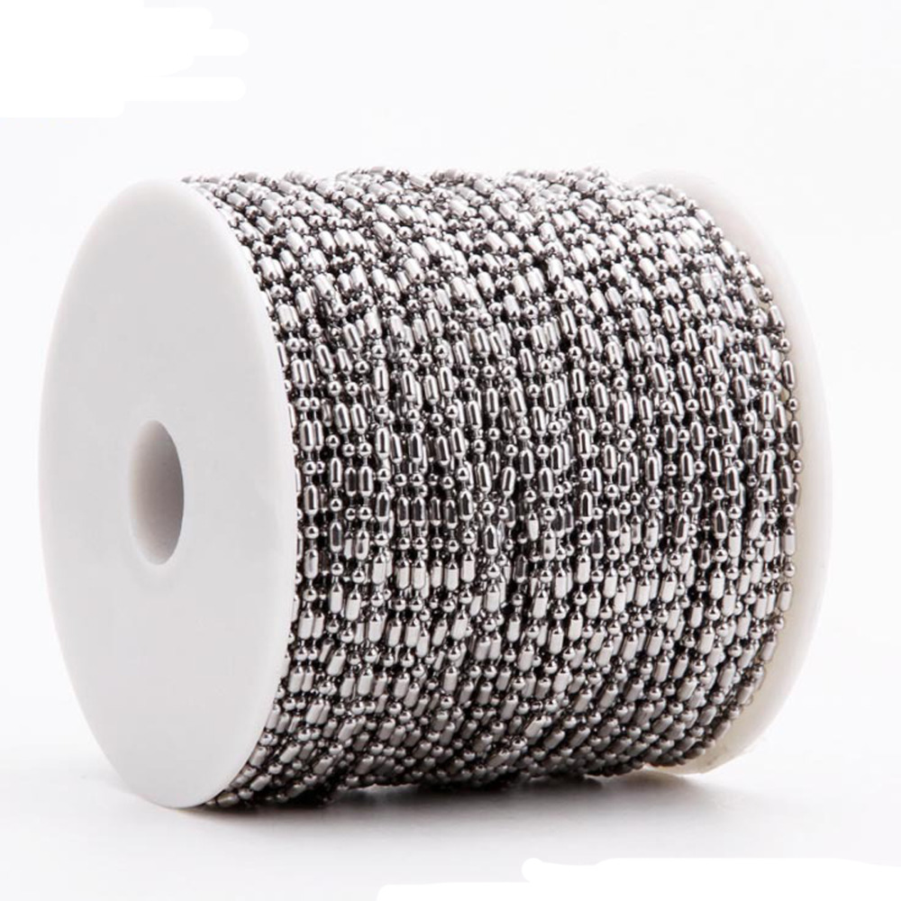 80//240pcs Tibetan Silver tube charme Crafts Loose Spacer Beads 3x6.5mm