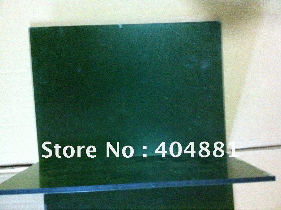 1064 нм лазерное окно/лазерное окно безопасности(Length285mmx ширина 150.5mmx толщина 5 мм), также поддерживает Индивидуальный размер