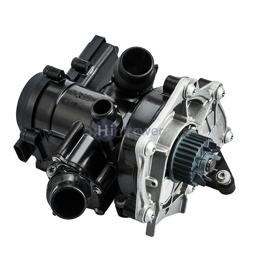 OEM ปั๊มน้ำ 06L121111H Thermostat สำหรับ VW Golf AUDI A3 A4 TT 06L121111G 06L121011B 06L121111