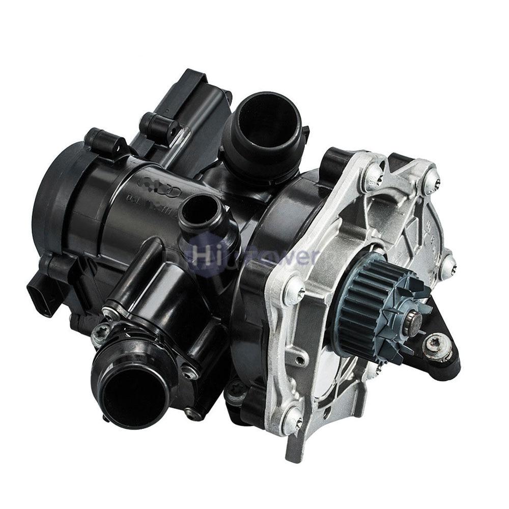 OEM Water Pump 06L121111H Thermostat Housing Assembly for VW Golf AUDI A3 A4 TT 06L121111G 06L121011B 06L121111