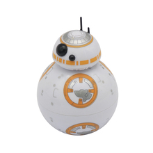 Newest War Star BB-8 Style Herb Grinder Gift Box Packing 3 Parts Creative Hand Muller Spice Pollen Herbal Crusher