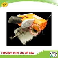220v 7800rpm mini cut off saw mini mitre saw metals non ferrous metals wood plastic