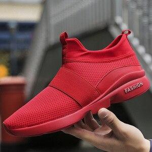 Image 5 - 2020 新ファッション古典的な靴男性快適な通気性非革カジュアル軽量靴