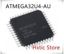 NEW 10pcs/lot ATMEGA32U4 ATMEGA32U4-AU MEGA32U4-AU MEGA32U4 TQFP-44 IC