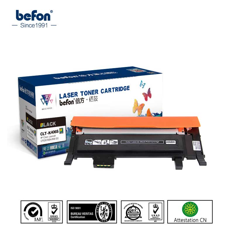CLT-K406S C406S M406S Y406S 406 406s Toner Cartridges For Samsung Xpress CLP-360/365/365W/366W/CLX-3305/3305W/ 3306FN  printer clt406s clt r406 drum unit chip for samsung clp 360 365 clx 3300 3305 3305w c460 c460w c410w c 410w 460w image cartridge reset