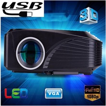 Best Selling Products HD LED Mini X Video Projectors 1080p True Color HDMI AV VGA AUDIO USB Best Gifts from china