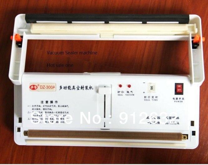 2016 Mini Vide scellant vide packer Sac En Plastique D'étanchéité Machine
