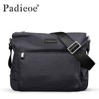 Padieoe New Arrival Durable Nylon Shoulder Bag For Men Casual Waterproof Crossbody Bags High Quality Men