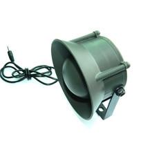 2016 New CP-S01C-2 Waterproof Iron Shelf 35W 125dB Outdoor Hunting Bird Caller mp3 Louder Speaker Hunting Decoy