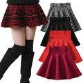 2016 otoño nueva moda niños de la ropa los niños de la muchacha del vestido de bola de las faldas casuales Girls cintura alta falda del tutú para niños niñas