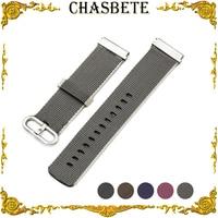 22mm Nylon Watch Band For Samsung Gear 2 R380 R381 R382 Strap Wrist Loop Belt Bracelet