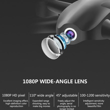 Drone S165 optical flow positioning dual camera intelligent follow RC helicopter HD aerial camera quadcopter 1080p drone