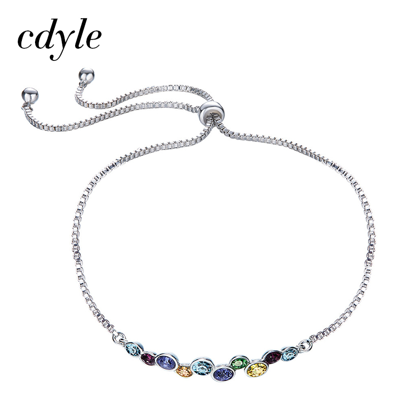 Cdyle Crystals from Swarovski Bracelets