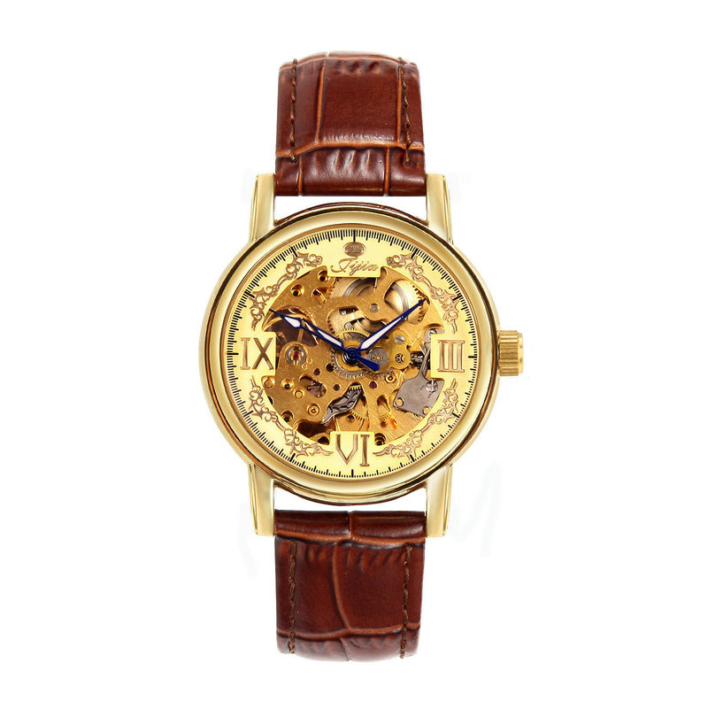 popular lucky brand watches for men buy cheap lucky brand watches original mechanical men watches tourbillon automatic luxury brand business skeleton genuine leather strap top brand relojes