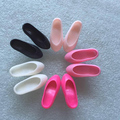 5Pairs New Arrival Cute Mini 1/6 Flat shoes  Doll Shoes for Blyth Momoko, Licca, OB, Azone Doll