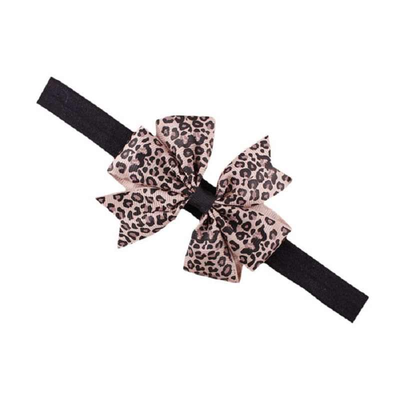 3597c5466823a Cute Kids Girls Headband Rabbit Bow Ear Hairband Headwear Polka Dot Turban  Knot Head Wraps Children